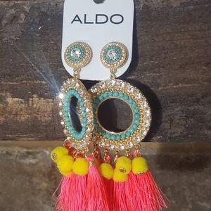 Aldo Chandelier Earrings